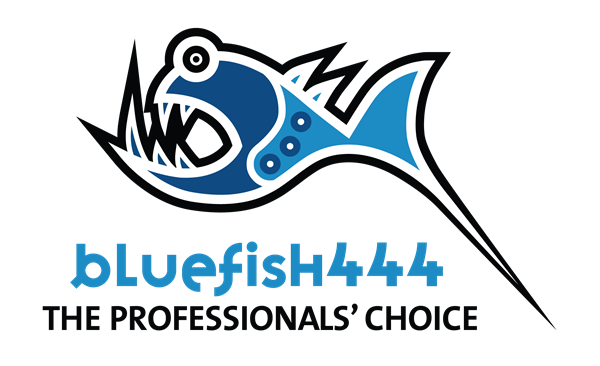 Bluefish Logo STANDARD