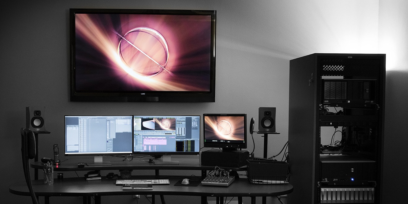 UHD video production at Scratch Media in Carlsbad