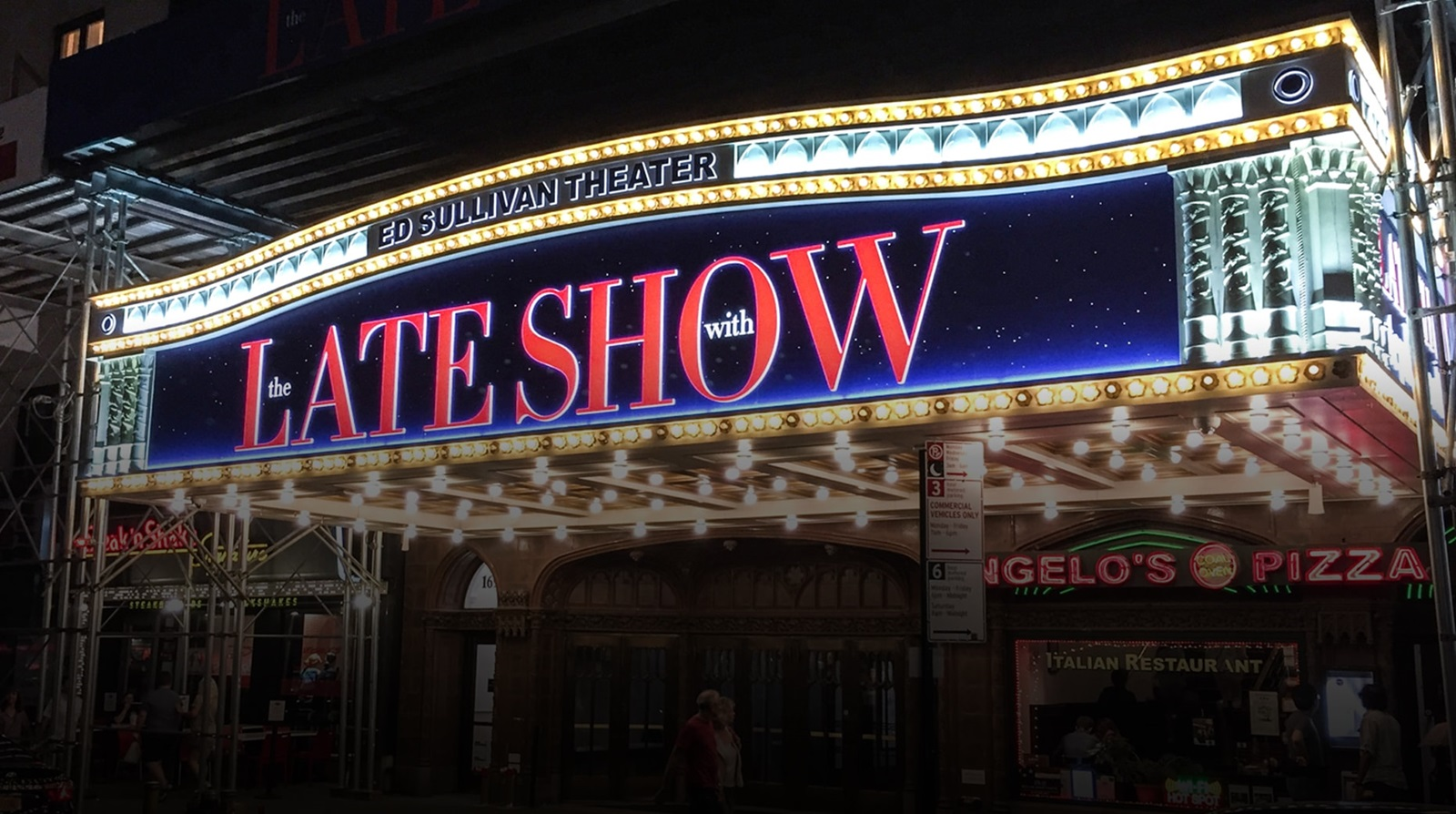 Late Show Hero Theater