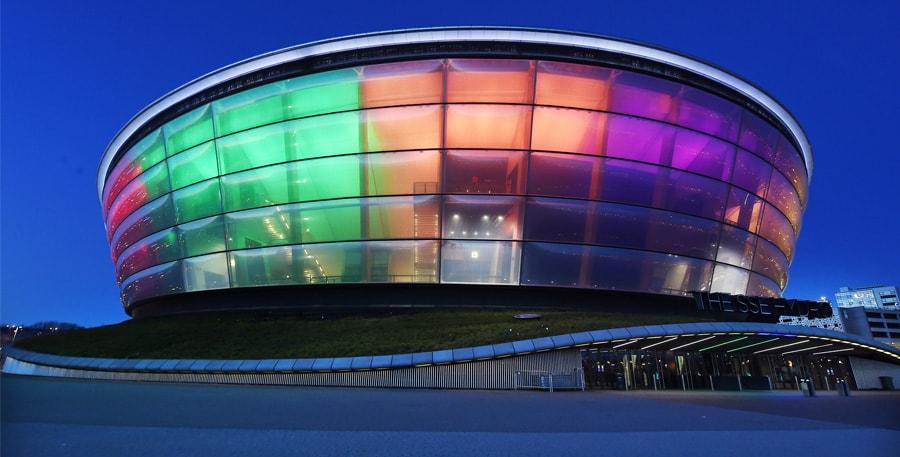 European Championship 2018 Customer Story Stadium