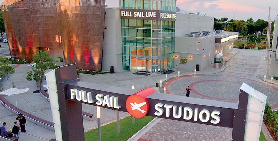 Full Sail University entertainment venue