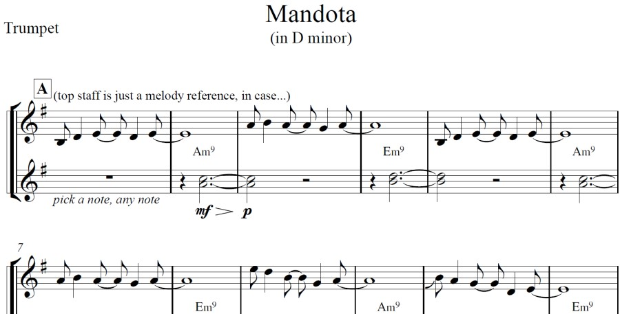 mandota-horns