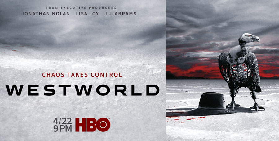 HBO uses Avid to produce promos for WESTWORLD 900x457
