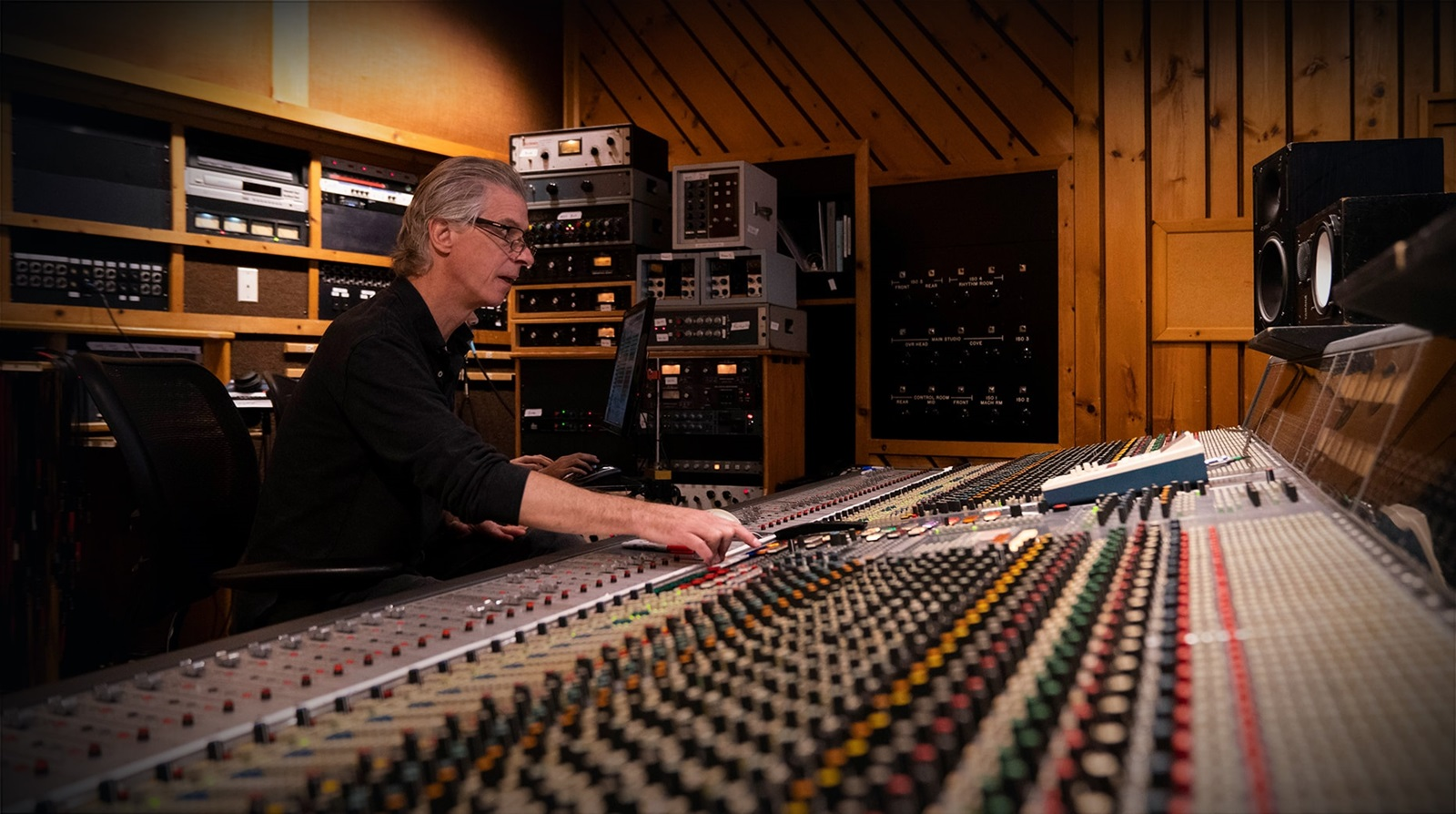 Power Station uses Pro Tools MTRX for speed and flexibility 1862x1040