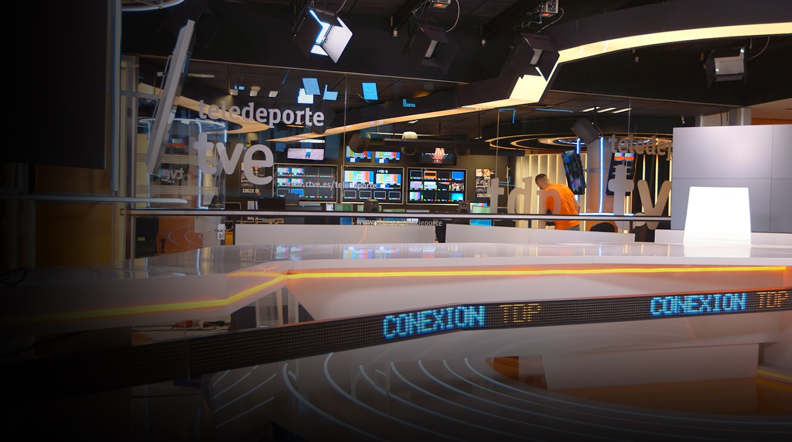 RTVE Catalyuna upgraded its news production workflow with Avid Maestro Designer 1862 x 1040