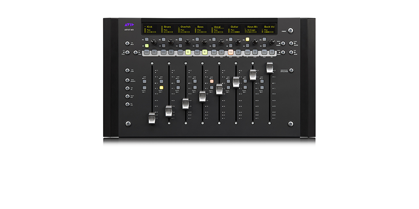 Artist Mix Audio Mixer For Video Editing