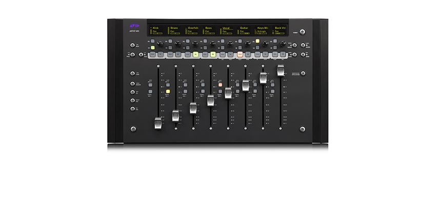 Artist Mix Audio Mixer For Video Editing