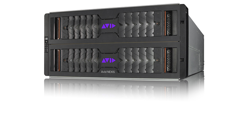 Avid NEXIS E5 NL Nearline Storage Video Editing