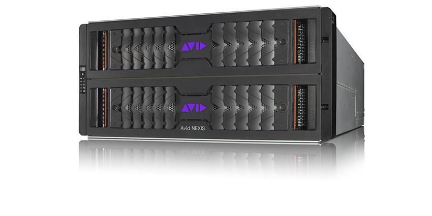 Avid NEXIS E5 NL Nearline Storage Video Editing