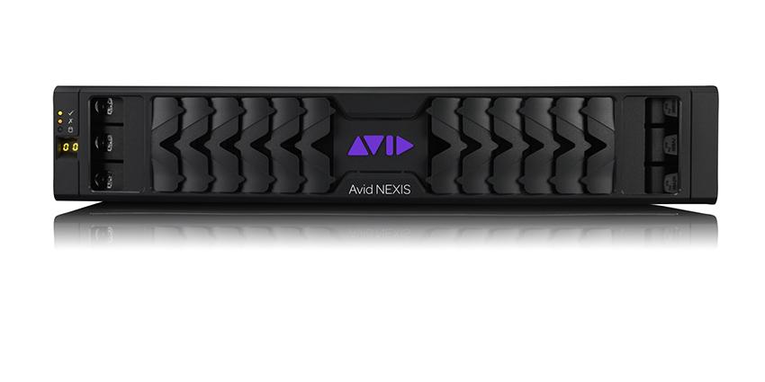 Avid NEXIS PRO Shared Storage Video Editing Hardware