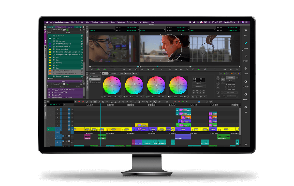 Avid media composer 7. 0, advanced editing software review videomaker.