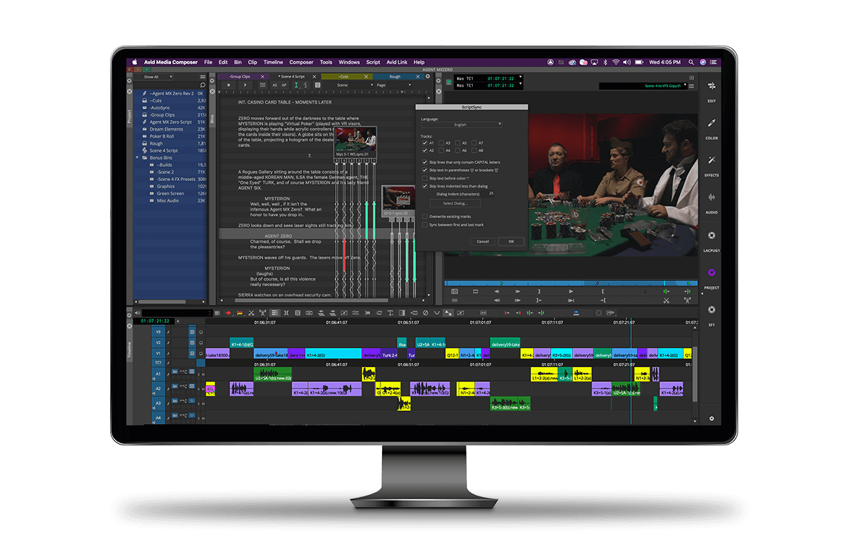 Video Editing Software Media Composer Avid