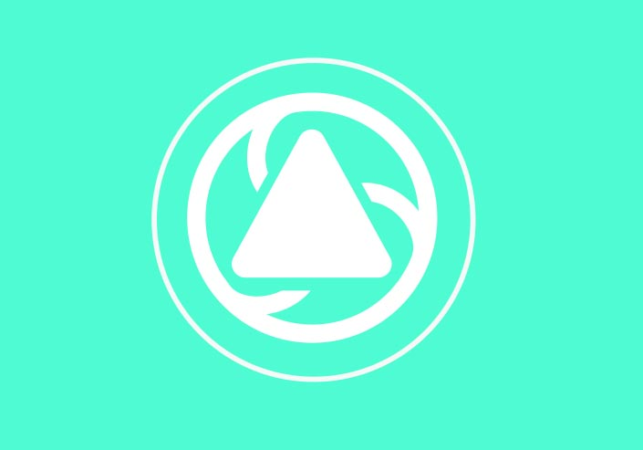 Teal Avid Link logo, representing the Avid creative community for finding, connecting, and collaborating with others