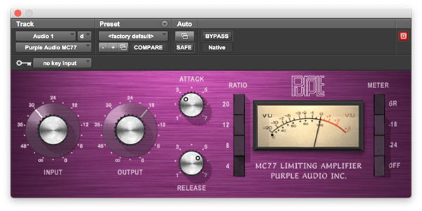 Pro tools first plugins preferences