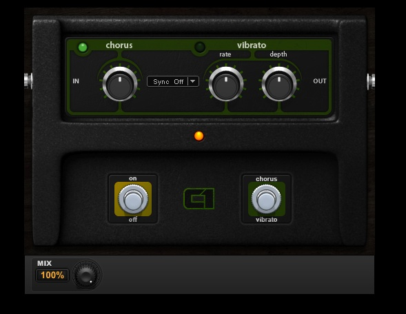 C1 Chorus boss ce-1 chorus audio plugin for Pro Tools