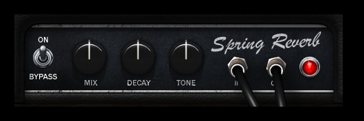 Plugin for digital mixing boards Fender Spring Reverb