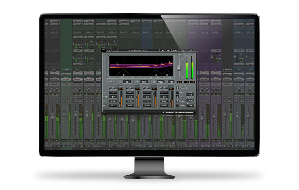 SoundDesignSuiteMonitor