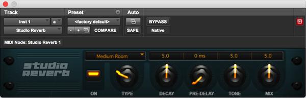 Studio Reverb