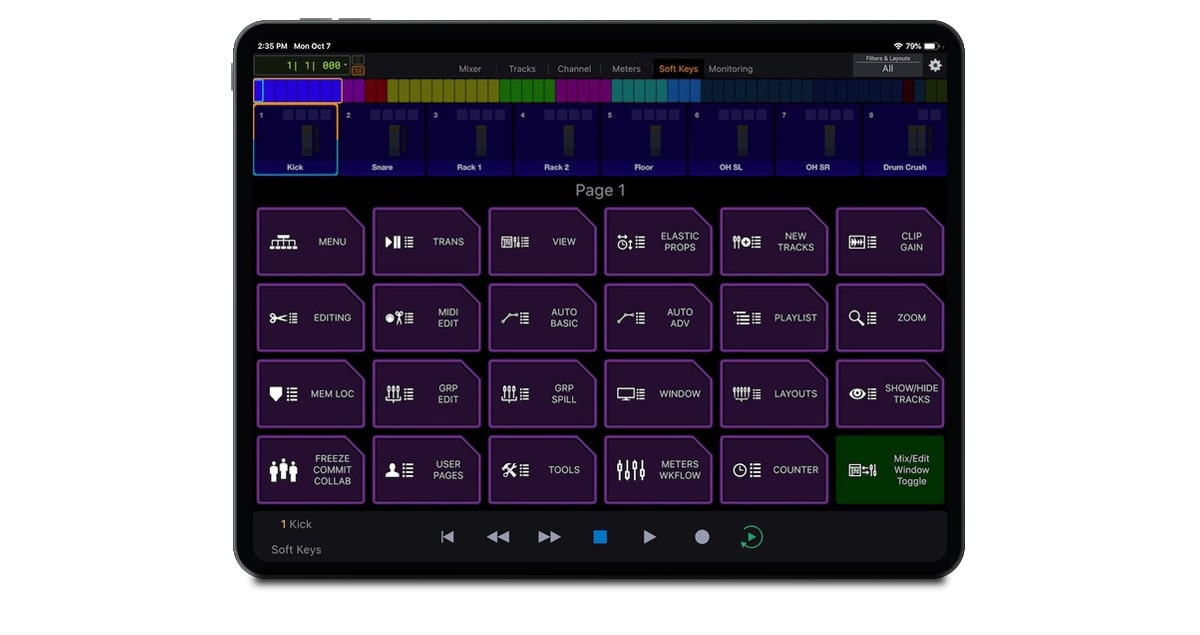 Avid-Control-Gallery-Soft-Keys-view