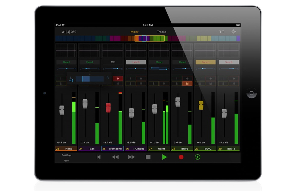 ProTools_Control_UI_iPad