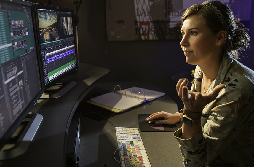 Editor running out of space on Avid NEXIS needing video cloud storage