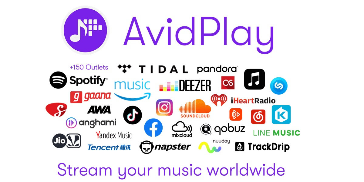 Distribute music quickly and fast with AvidPlay