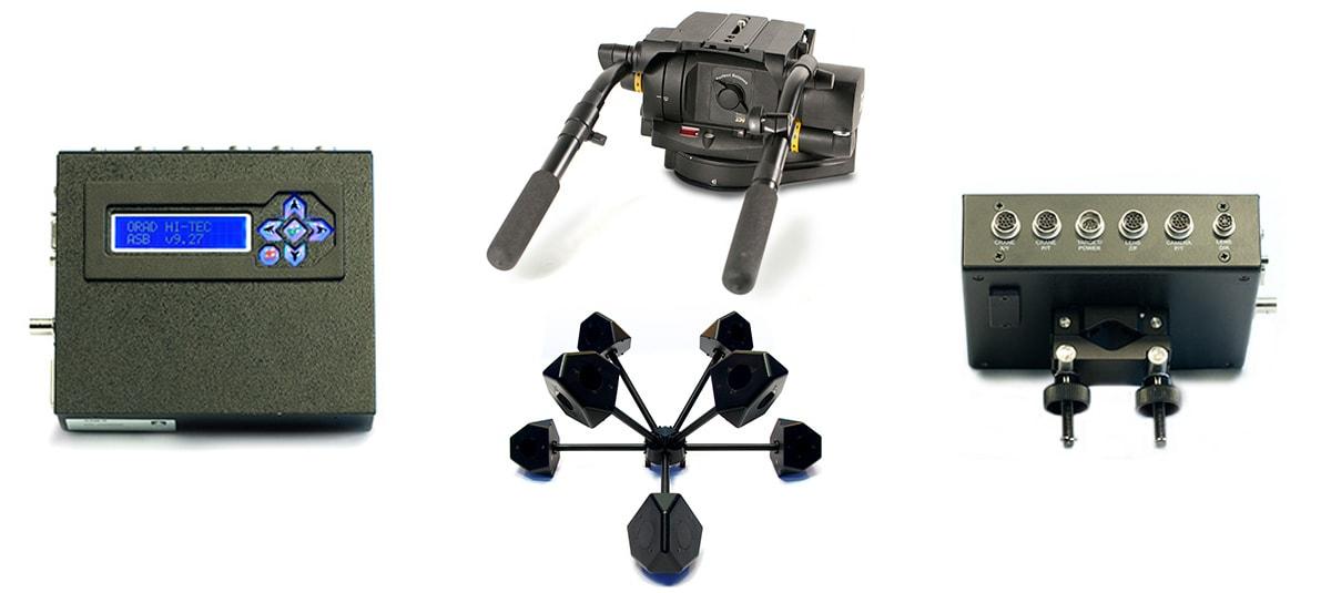 Camera Tracking Hardware