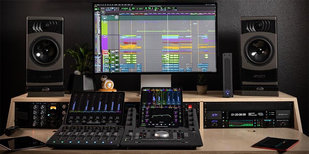 Avid Dock and S1 studio