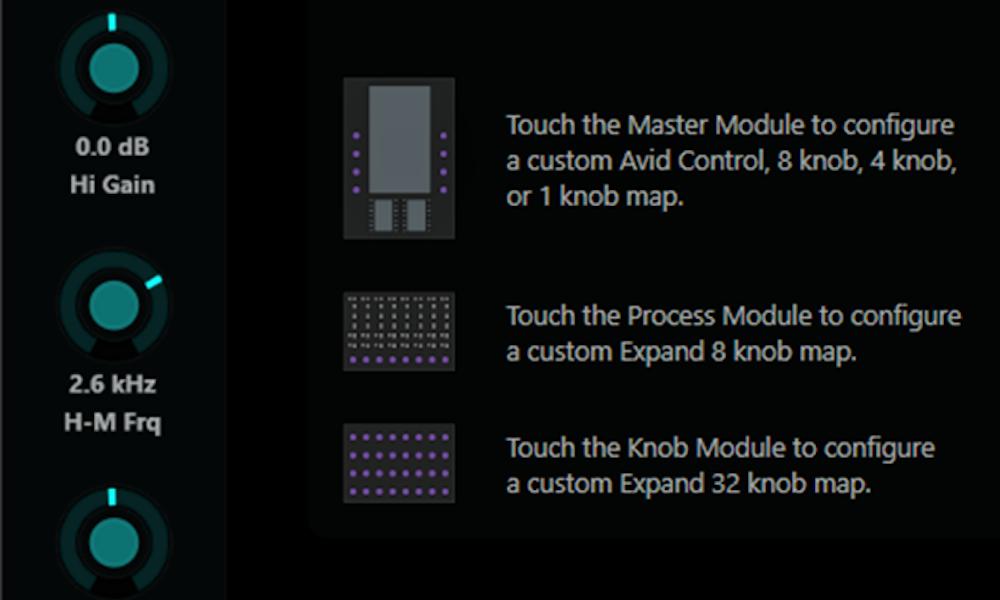 Custom knobs small