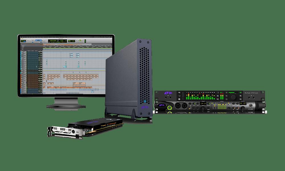 HDX Thunderbolt 3 System Bundle