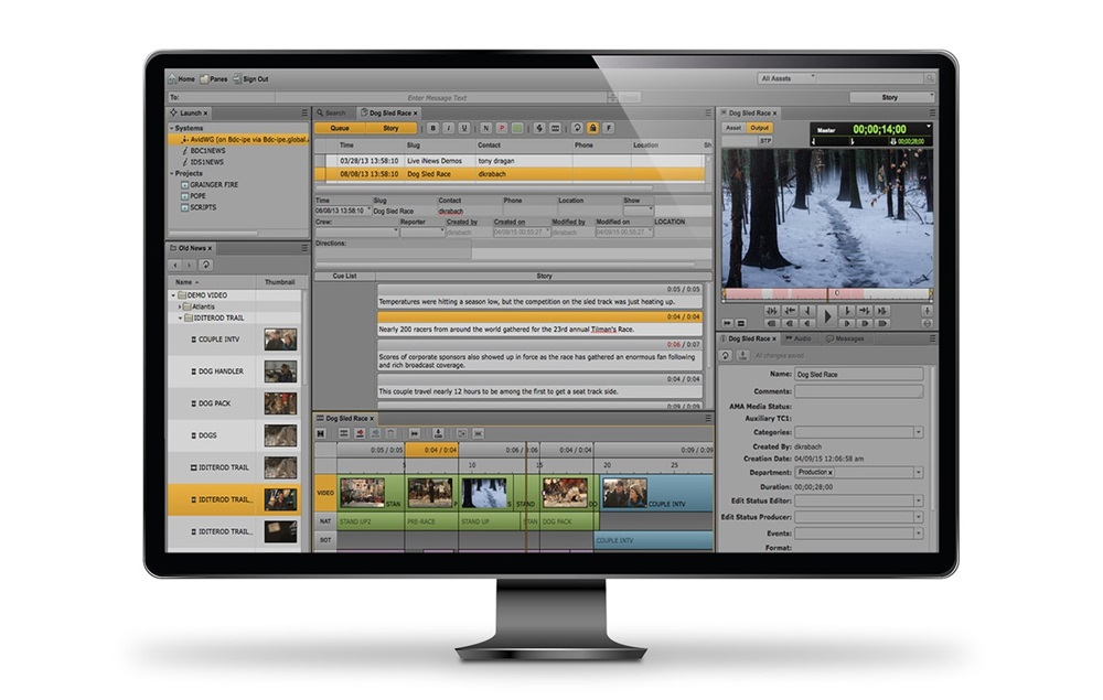 MediaCentralUX_monitor