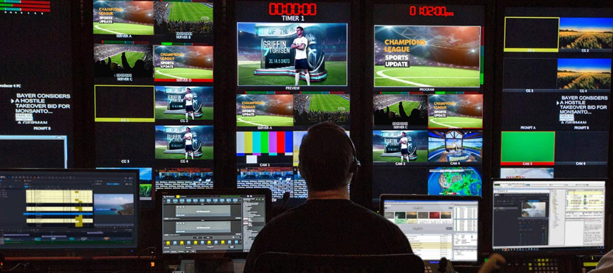 From creating hype videos, highlights, and sponsor spots for gameday, to producing stories and entertainment year-round, MediaCentral helps you elevate the fan experience and maximize your media value across traditional and digital platforms.