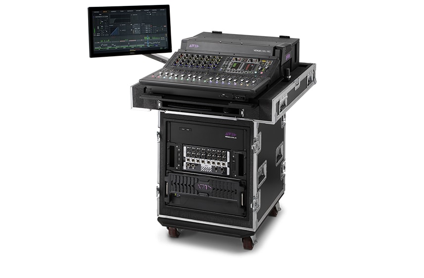 Avid VENUE S6L 16C digital mixer and compact control surface