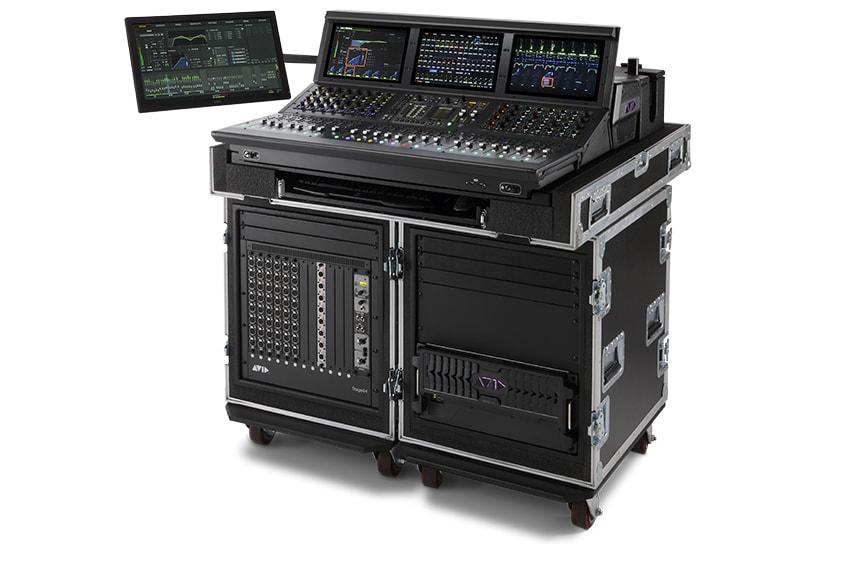 Avid VENUE S6L 24D digital mixer for clubs, theaters and churches