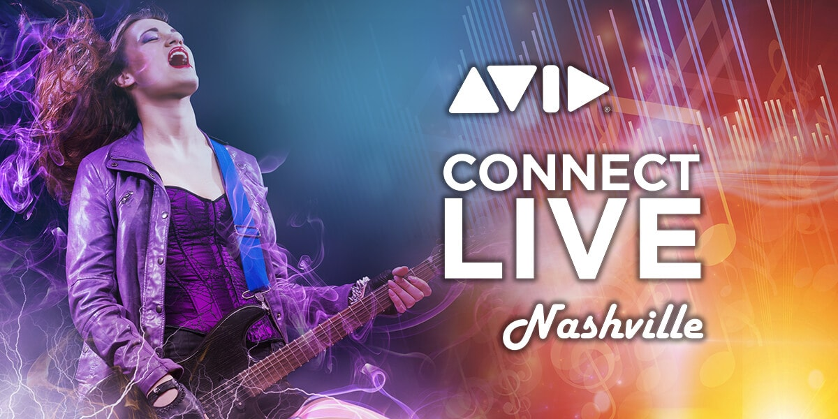 Avid Connect Nashville Live 2019 videos