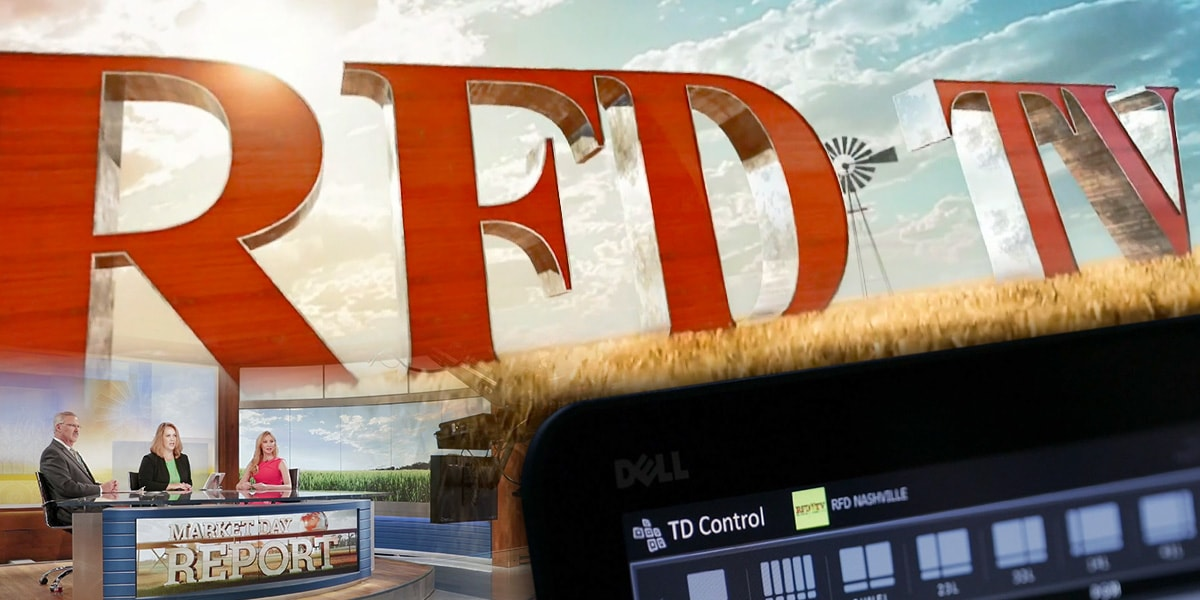 RFD TV using Avid graphic solutions for broadcast