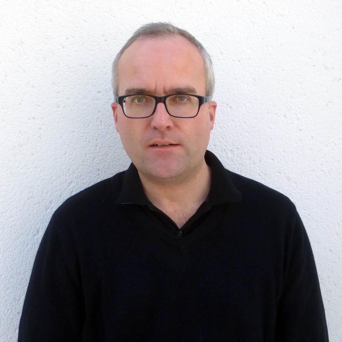 David Davies headshot