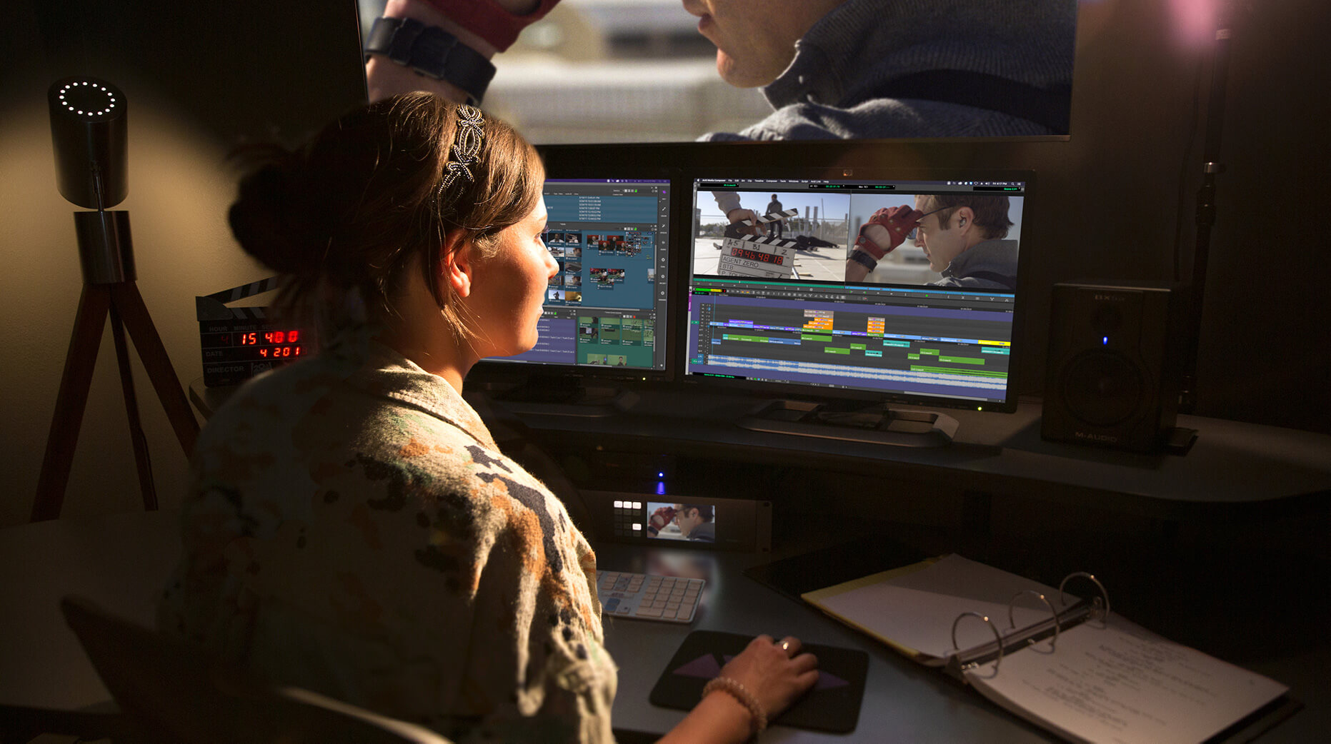 relying on cloud-based disaster recovery in post production