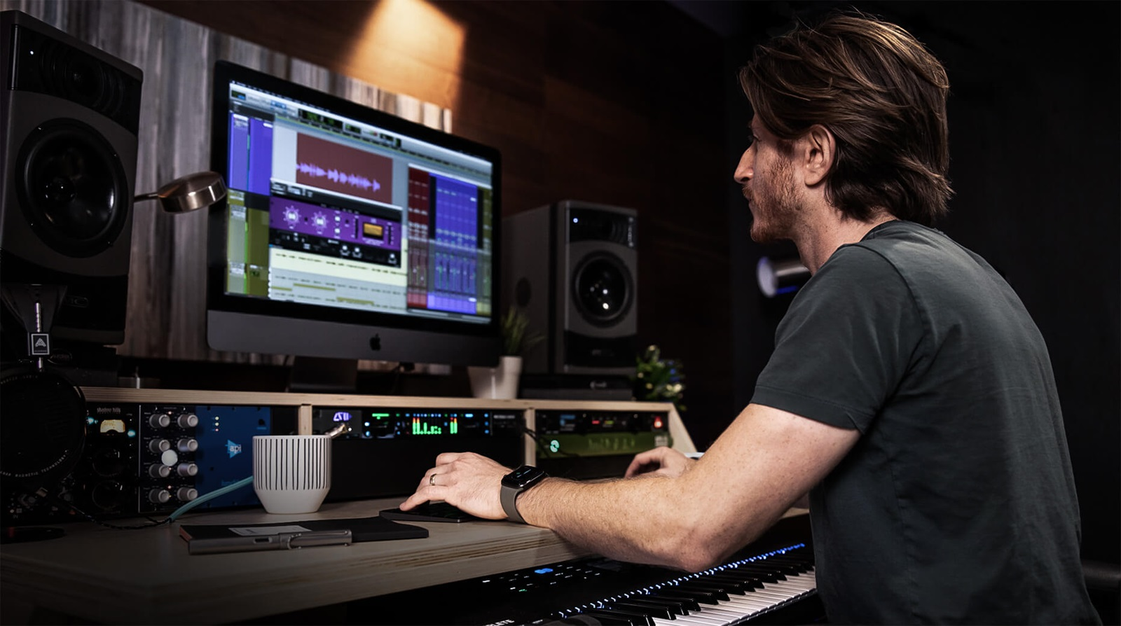 exploring what's new in Pro Tools