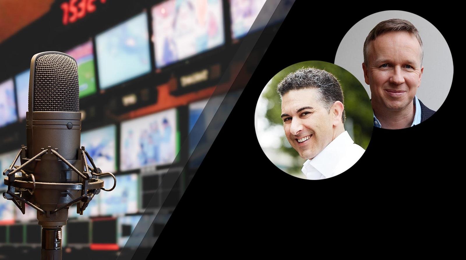 Matt Goldberg and Philip Bromwell on the Making the Media podcast