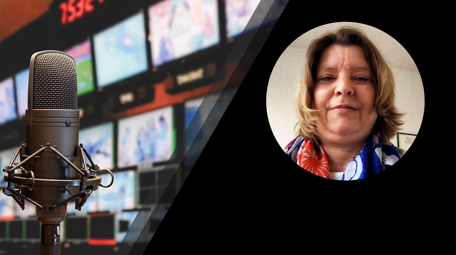 Dr. Marie Elisabeth Mueller on the Making the Media podcast