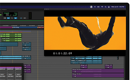 working with HEVC in Pro Tools