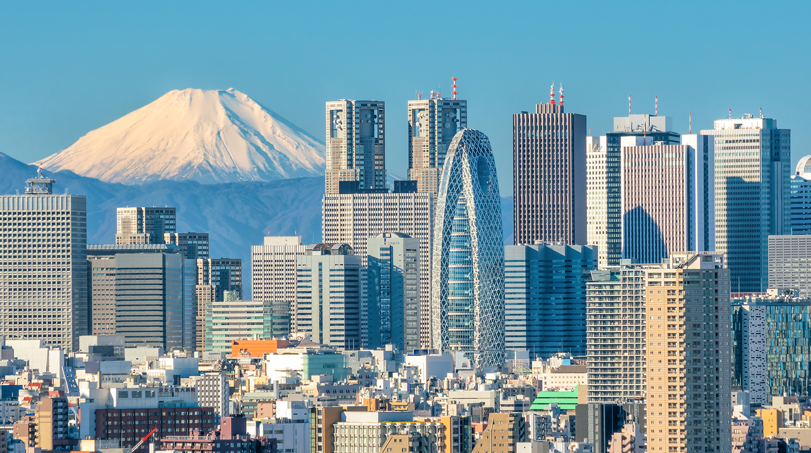 Tokyo is home to the 2021 Olympic Games