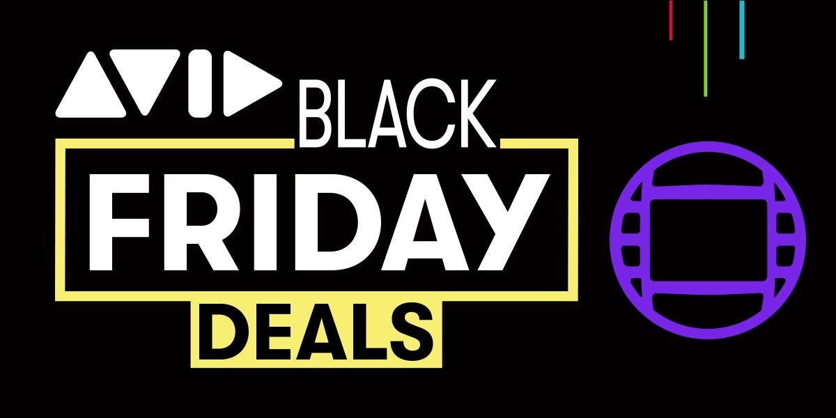Black Friday Deals Media Composer