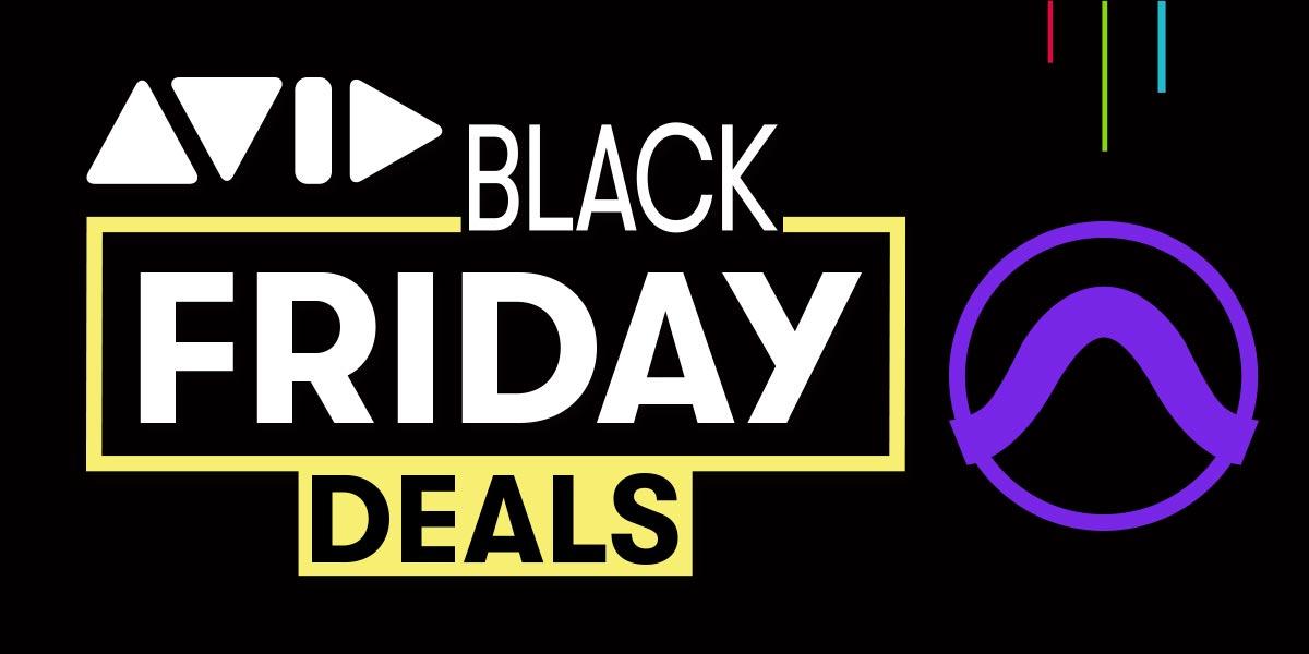 Black Friday Deals Pro Tools